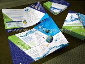 Read more about the article Chemical Brochure – Design of an 8-Page Booklet for a Chemical Product Line