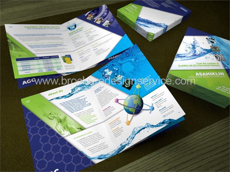 You are currently viewing Chemical Brochure – Design of an 8-Page Booklet for a Chemical Product Line