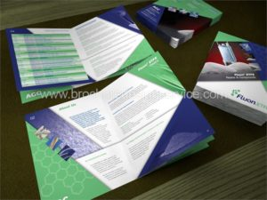 Read more about the article Industry Brochure – Design of an 8-Page Industry Brochure